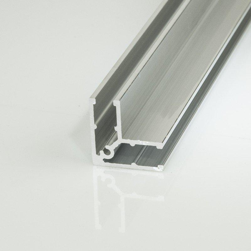 eckverbindungsprofile 3 8 mm mepa metallhandel shop f r. Black Bedroom Furniture Sets. Home Design Ideas