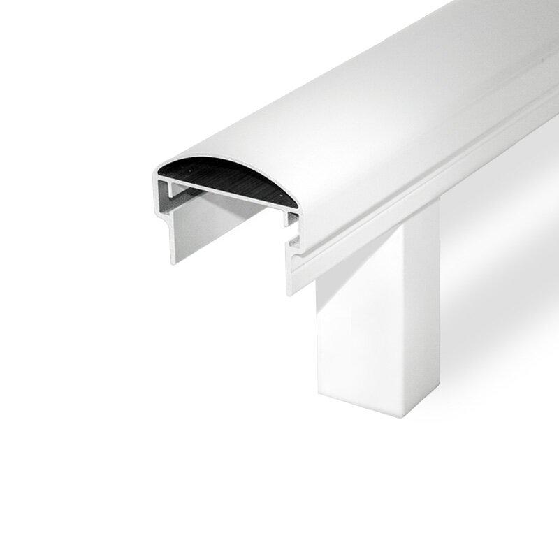 alu gel nder modulares systemprofil kombinierbar wetterfest f r innen und aussen direkt. Black Bedroom Furniture Sets. Home Design Ideas