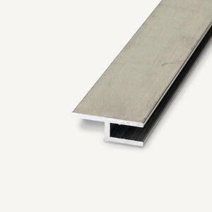 h profile mepa metallhandel shop f r aluminiumprofile. Black Bedroom Furniture Sets. Home Design Ideas